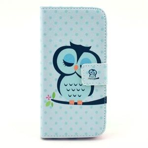 Accessories - iPhone 6 Owl flip phone case. Has never been used